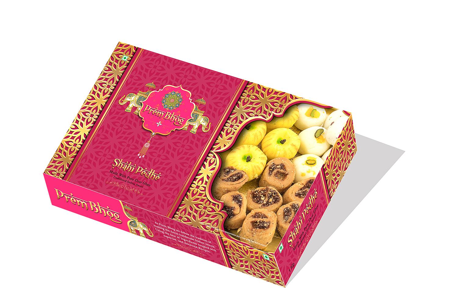 india-gate-packaging-ladoo India gate box Design - camera-craft