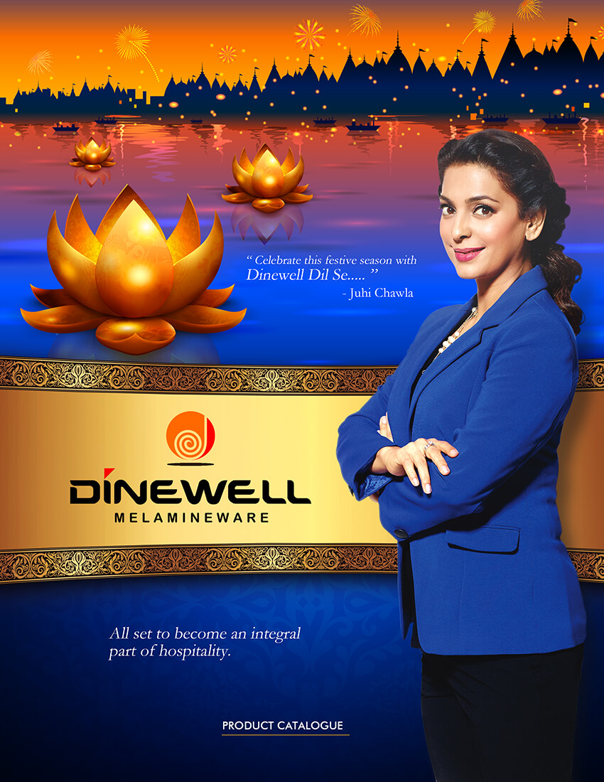 Dinewell Cover Design - camera-craft