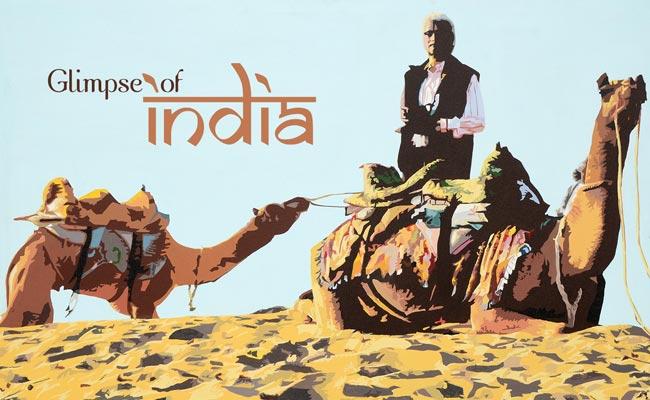 Glimpse of India - camera-craft