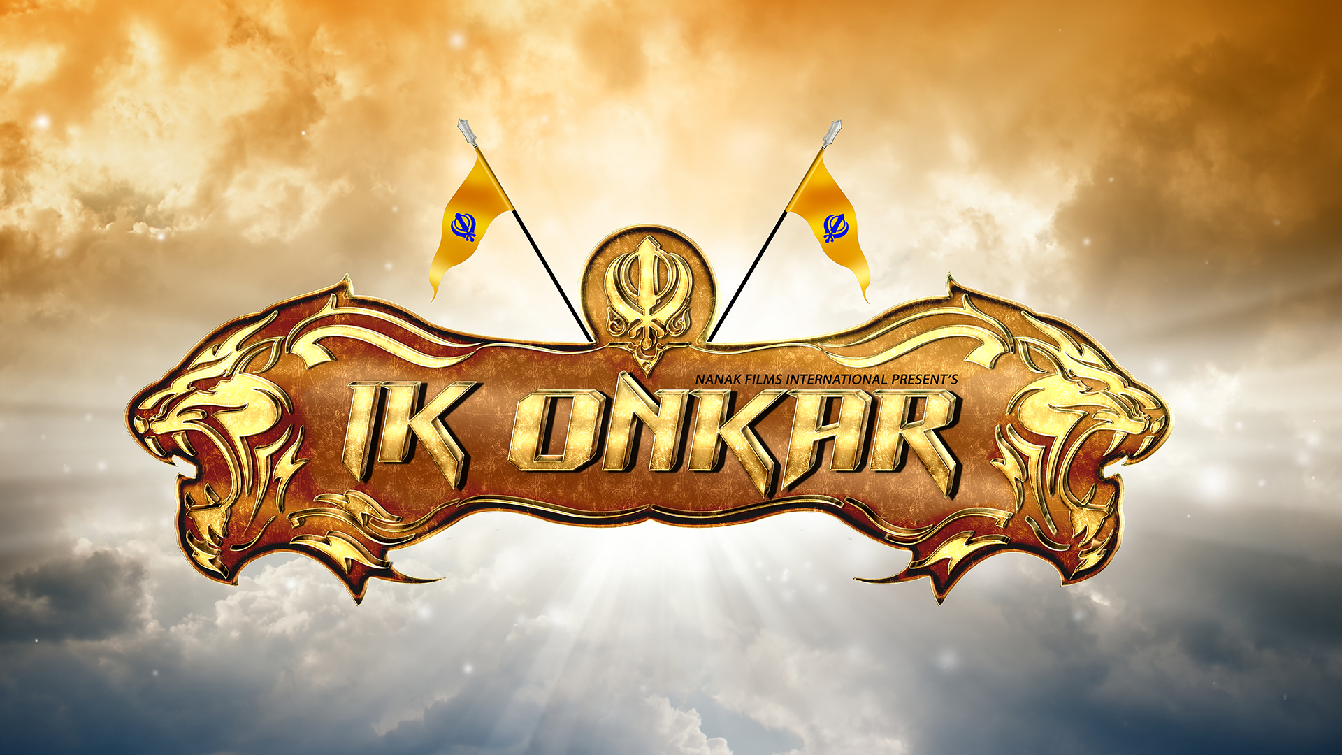 Ik Onkar Logo Reveal - camera-craft
