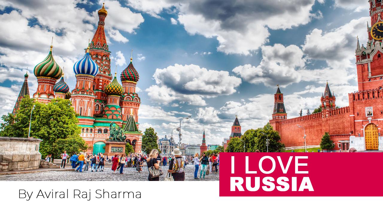 I Love Russia - camera-craft