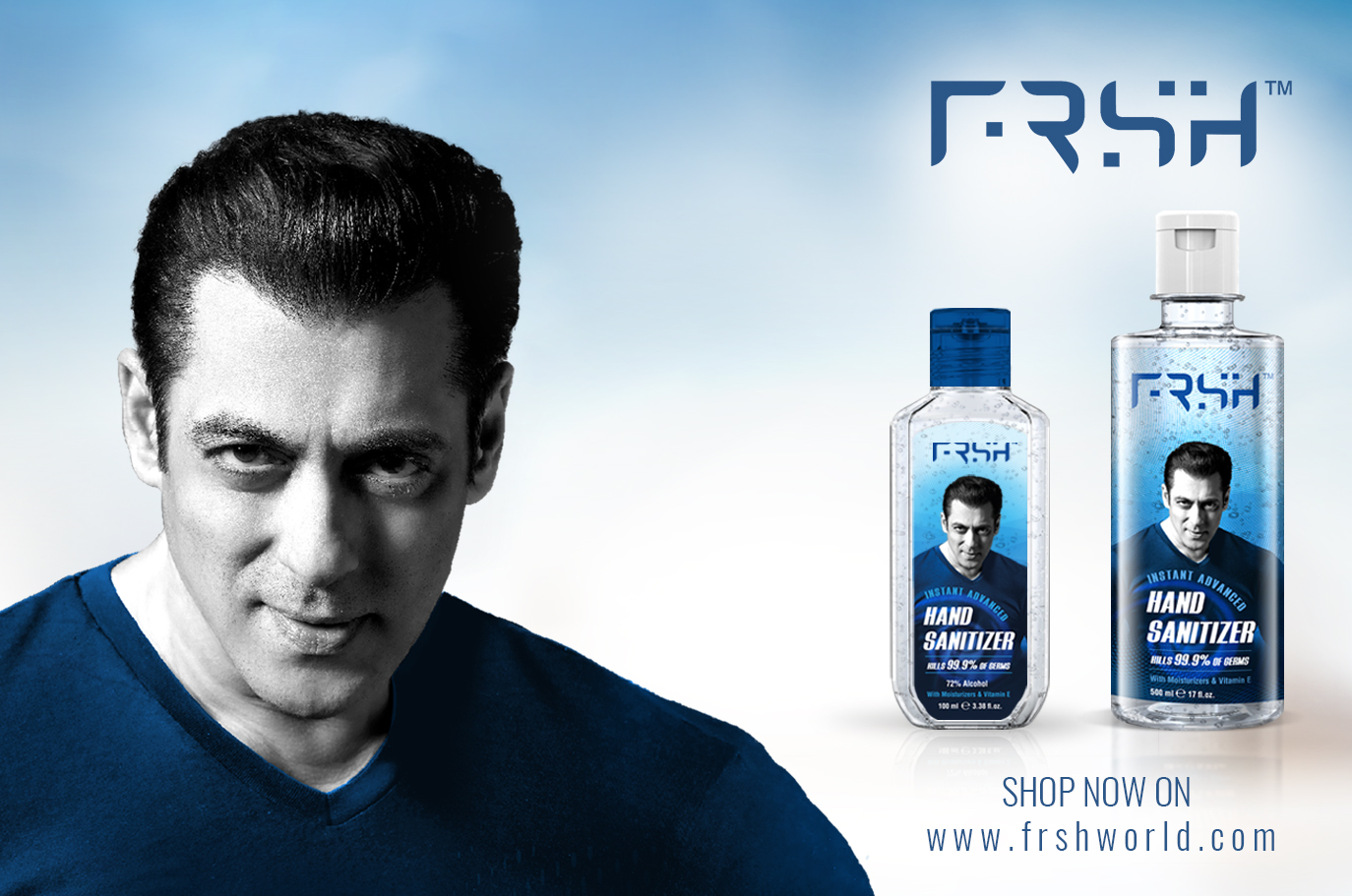 Salman Khan-FRSH World - camera-craft