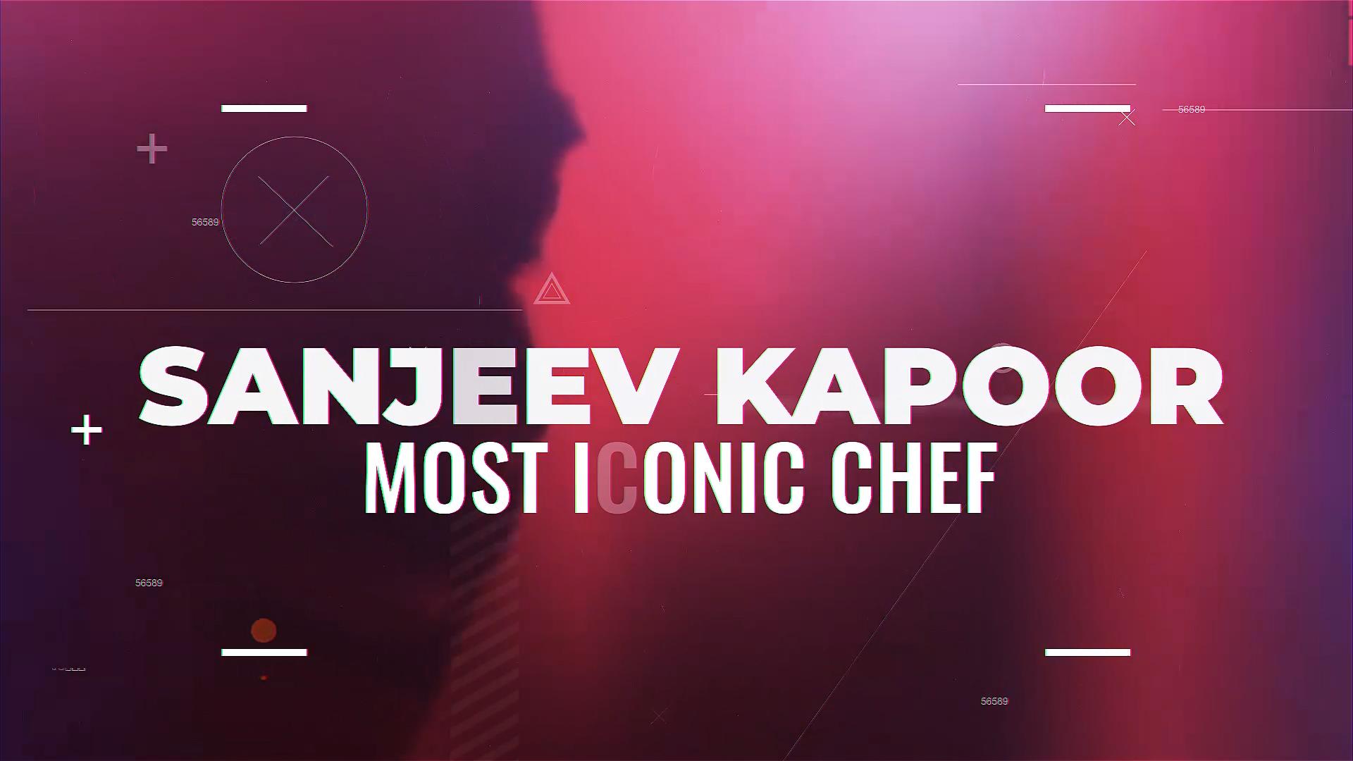 Masterchef Sanjeev Kapoor Product  Profile - camera-craft